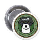 Love My Portuguese Water Dog 6 Cm Round Badge