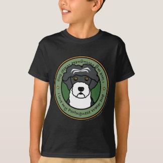 Love My Portuguese Water Dog T-Shirt