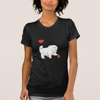 LOVE MY SAMOYED T-Shirt