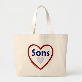 Love My Sons Bag