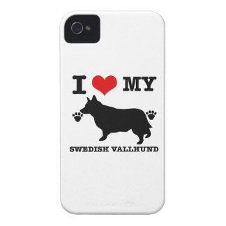 Love my swedish vallhund iPhone 4 covers