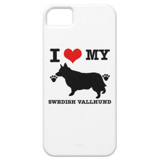 Love my swedish vallhund iPhone 5 covers