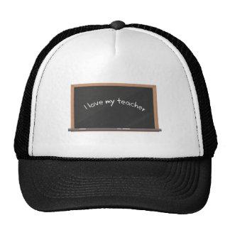 Love My Teacher Trucker Hat