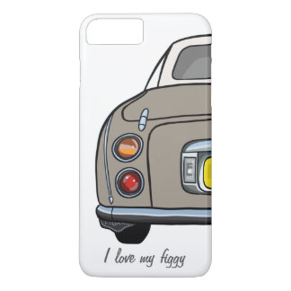 Love My Topaz Mist Figaro Car iPhone 8 Plus/7 Plus Case