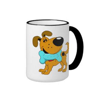 Love My Treats! Ringer Mug