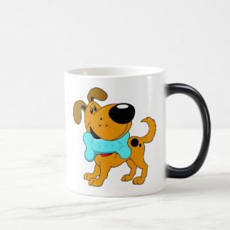 Love My Treats! Morphing Mug