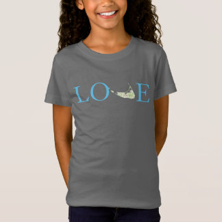 Love Nantucket shirt for girls