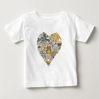 Love Nature Baby T-Shirt