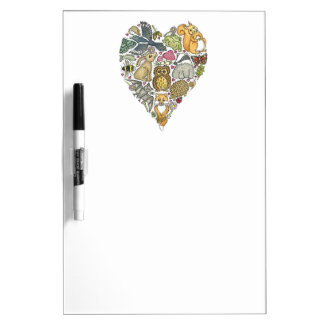 Love Nature Dry Erase Boards