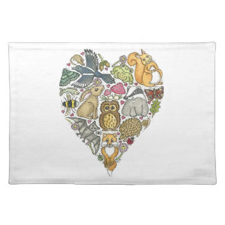 Love Nature Placemat