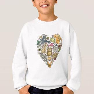 Love Nature Sweatshirt