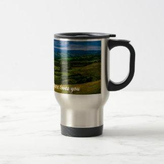 Love Nature Travel Mug