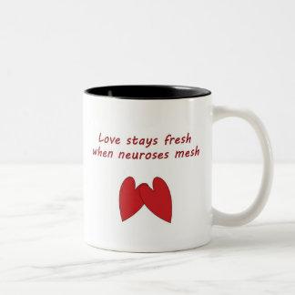 Love & neurosis mug