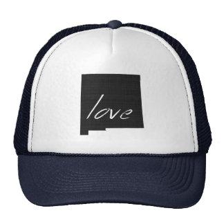 Love New Mexico Trucker Hat