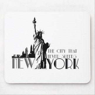Love New York Mouse Mat