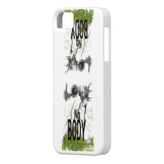 Love Nobody iPhone 5 Cover