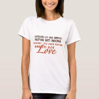 Love, Not Anger T-Shirt