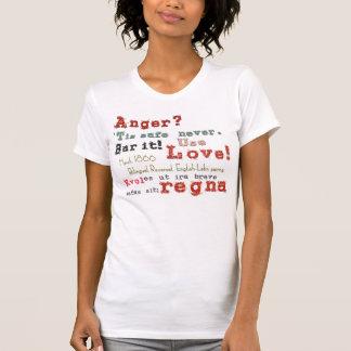 Love! Not Anger- Your Secret Weapon T-Shirt