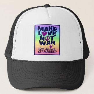 Love Not War hat
