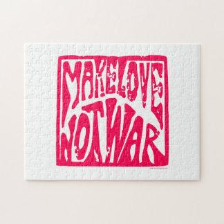 Love, Not War Jigsaw Puzzles