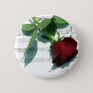Love Notes 6 Cm Round Badge