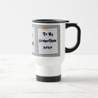 Love Notes For Godmother Mug