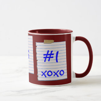 Love Notes For Grampa Mug