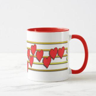 Love Notes! Mug
