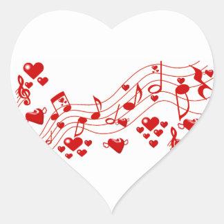 Love Notes_ Heart Sticker