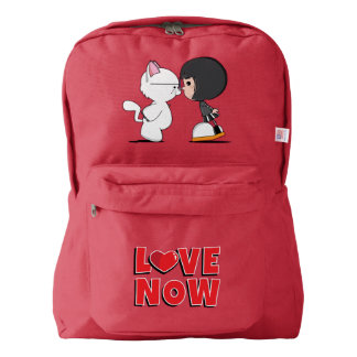 Love Now Pythagoras Backpack