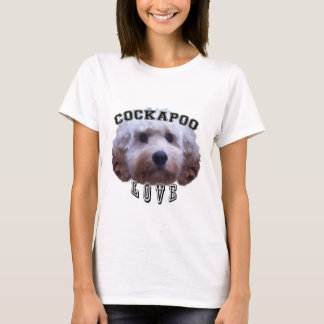Love of Cockapoo dogs T-Shirt