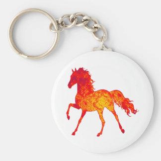 LOVE OF HORSES KEY RING