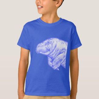 LOVE OF MANATEE T SHIRTS