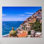Love Of Positano Italy Poster