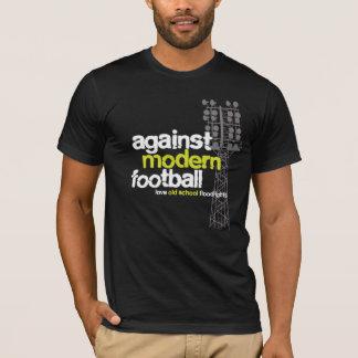 Love Old School Floodlights (Black/Grey) T-Shirt