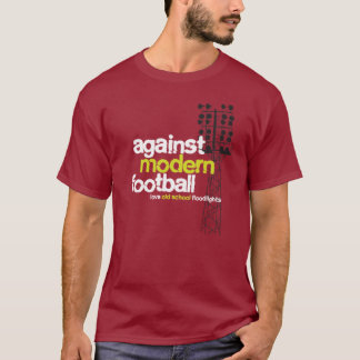 Love Old School Floodlights T-Shirt