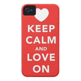 Love On iPhone 4 Cases