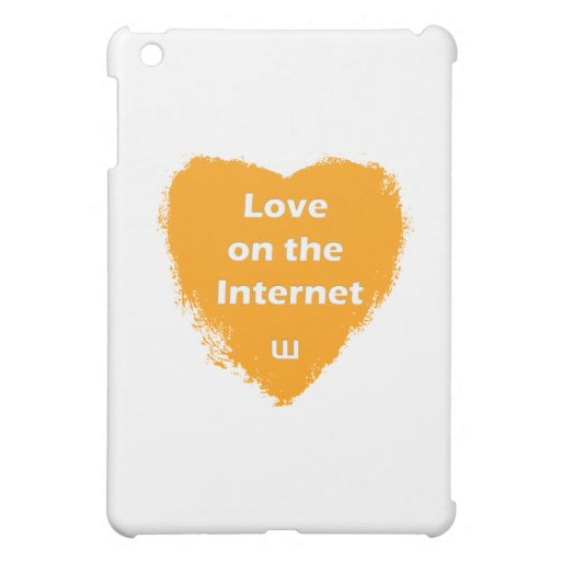 Love On The Internet - Wattpad Cover For The iPad Mini