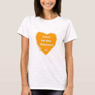 Love On The Internet - Wattpad T-Shirt