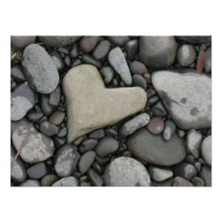 Love On The Rocks Poster