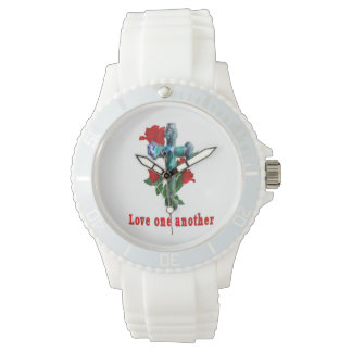 Love one abother watch