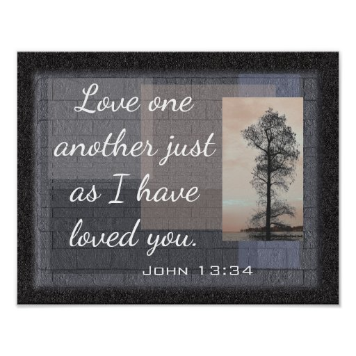 Love One Another -- Art Print