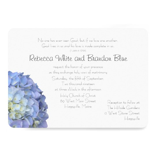 Love One Another Christian Scripture Wedding Card