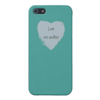 Love one another iPhone 5 covers