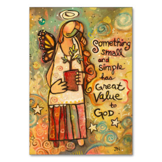Love One Another Prayer Card