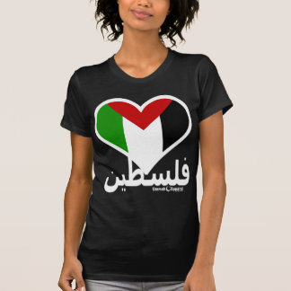 Love Palestine T-Shirt