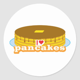 Love Pancakes Sticker