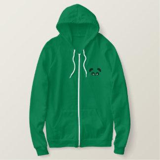 Love Panda® American Apparel Fleece Zip Hoodie