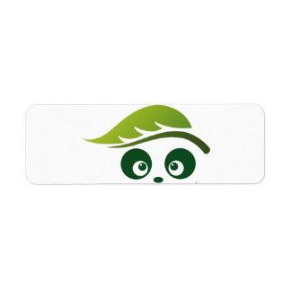 Love Panda® Avery Label Return Address Label