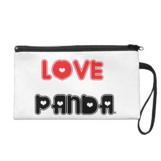 Love Panda® Wristlet Clutch